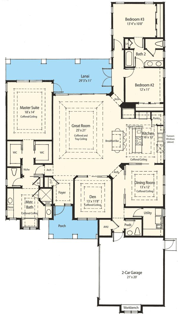 17 best images about home on pinterest house plans home for Efficient floor plans