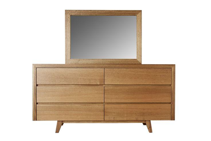 Forty Winks Retro Dresser