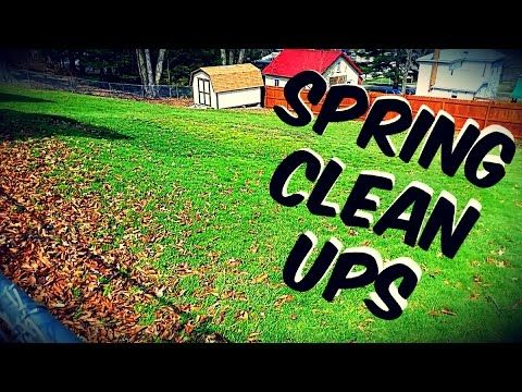[vid_player   Out Bidding residential Lawn care service for Spring Clean Ups! Pressure Washing, Mulch, Trash Pickup, Fertilizer, Lime, Aerating, Overseeding. Leaf Clean Up!