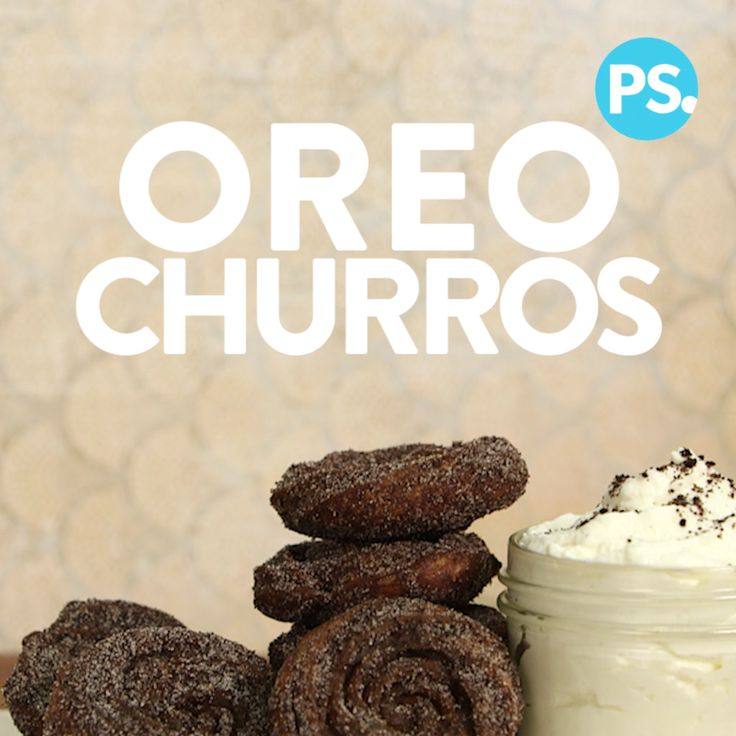 You know we love a good food trend, and when we saw the announcement of Oreo Churros, we knew we had to make these for ourselves. After intense recipe developing and coating the kitchen floor in Oreo crumbs, our sweet team cracked the code. We're happy to share this delicious recipe with you! Keep watching to learn how to make this life-changing dessert.