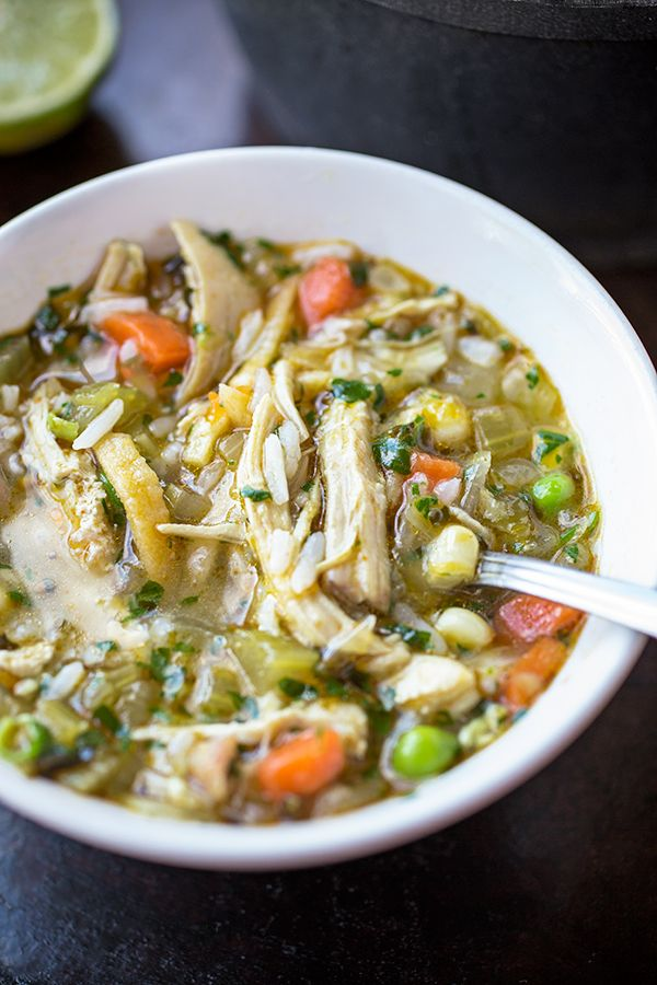 cajun chicken and rice soup recipe