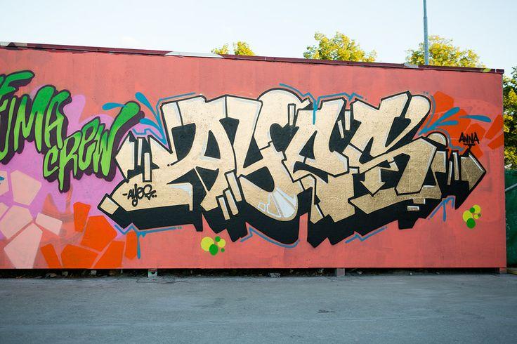 Ayes One / UMA Crew, Gothenburg