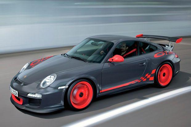 BREAKING: Porsche unveils sportier 2010 911 GT3 RS - Autoblog