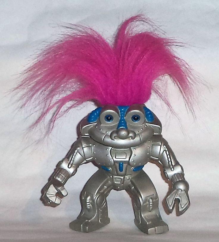 Trollbot, Battle Trolls, Hasbro 1992.