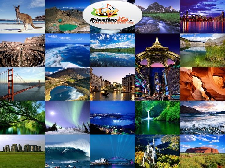 Wallpaper All R2Go Destinations