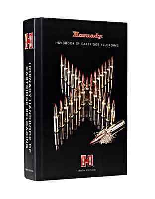 Manuals and Instruction Material 111293: Hornady Handbook Of Cartridge Reloading Manual 10Th Edition New 2017 Sku 99240 -> BUY IT NOW ONLY: $42.39 on eBay!
