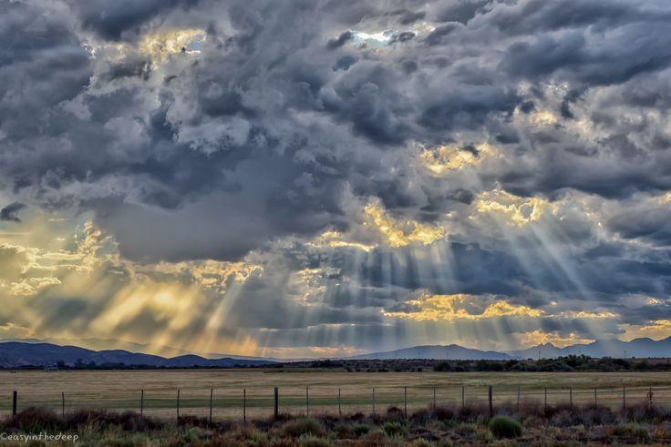 The sun breaks through. by Kallie Erasmus on 500px
