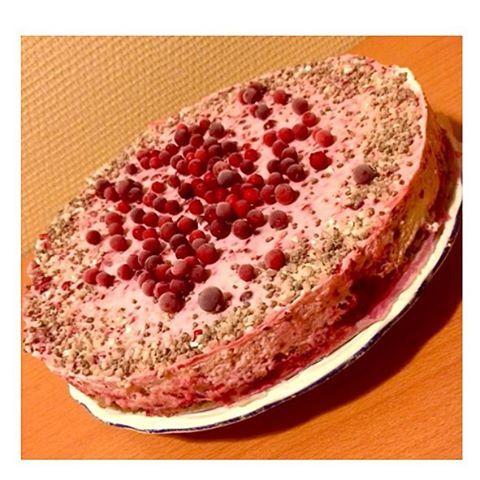 #leivojakoristele #puolukkahaaste Kiitos @polinarogulina