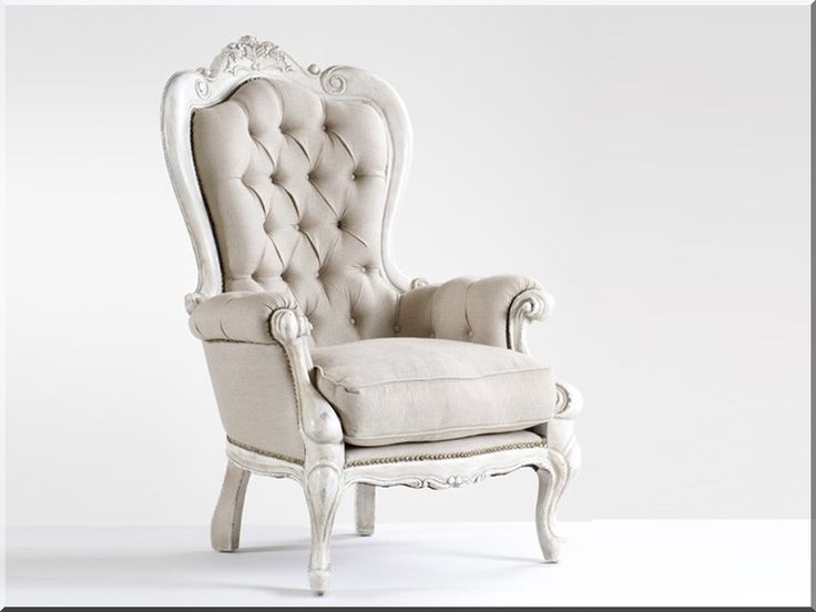 Barokk fotel, antik bútor