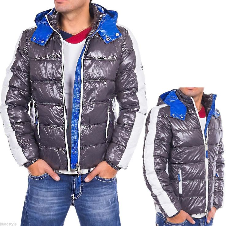 Herren Winter Jacke Biker Parka Cipo Baxx Redbridge Young Rich Authentic Styl -> Authentic Style Pin Teinte Miel