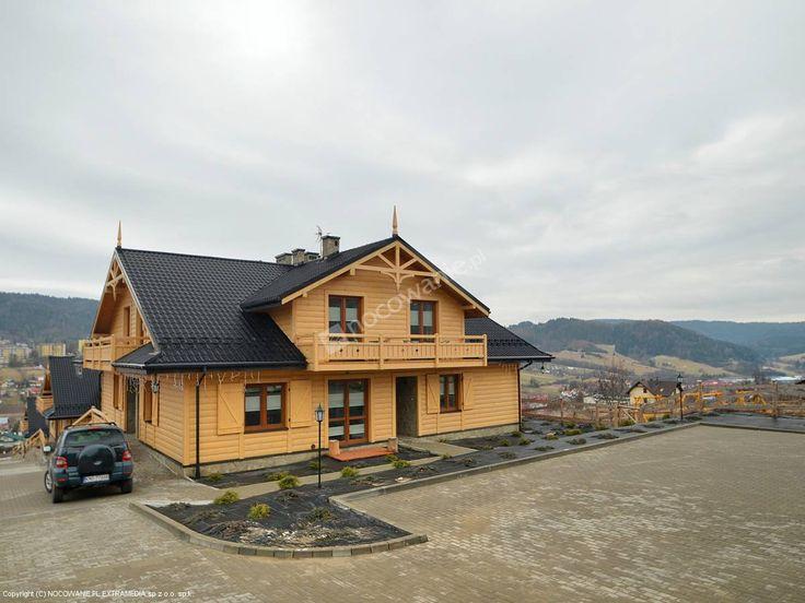 Apartamenty MGM Resorts to nowo wybudowany kompleks czterech kameralnych domków usytuowany na malowniczym wzgórzu w pobliżu Centrum Krynicy Zdrój. Szczegóły: http://www.nocowanie.pl/noclegi/krynica_zdroj__krynica_gorska/domki/141899/