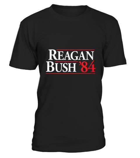 # T shirt REAGAN BUSH 84 front .  tee REAGAN BUSH 84-front Original Design.tee shirt REAGAN BUSH 84-front is back . HOW TO ORDER:1. Select the style and color you want:2. Click Reserve it now3. Select size and quantity4. Enter shipping and billing information5. Done! Simple as that!TIPS: Buy 2 or more to save shipping cost!This is printable if you purchase only one piece. so dont worry, you will get yours.