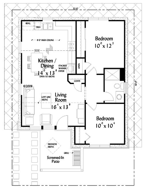 17 best images about house plans on pinterest cottage for Monster house plans ranch