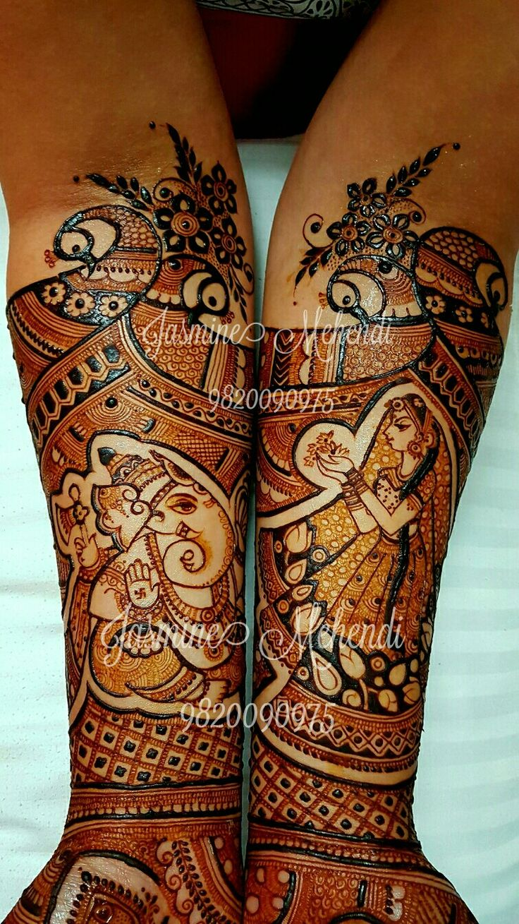 50 intricate henna tattoo designs art and design 50 - 50 Bridal Mehndi Designs For Full Hands And Legs Wedandbeyond