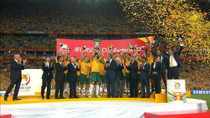 Asian Cup Champions 2015 Australia