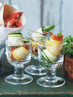 レモンが香る、さわやかな味|『ELLE a table』はおしゃれで簡単なレシピが満載!