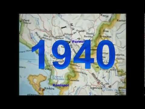 Η προκλητική κήρυξη του πολέμου του 1940 - YouTube