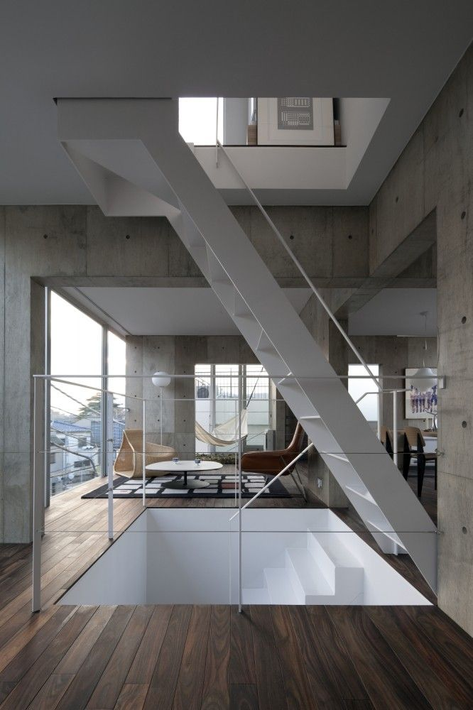 Exceptionnel Gallery Of Y 3 / Komada Architectsu0027 Office   11. Interior StairsInterior  ArchitectureDesign ...
