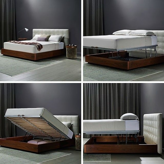 Meet King Furniture's Serenade Storage Bed. It helps you maximise your space without compromising on luxury.