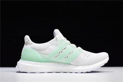 on sale b23d6 55120 adidas Ultra Boost 4.0 Tuan Yuan White Green EF0230-1
