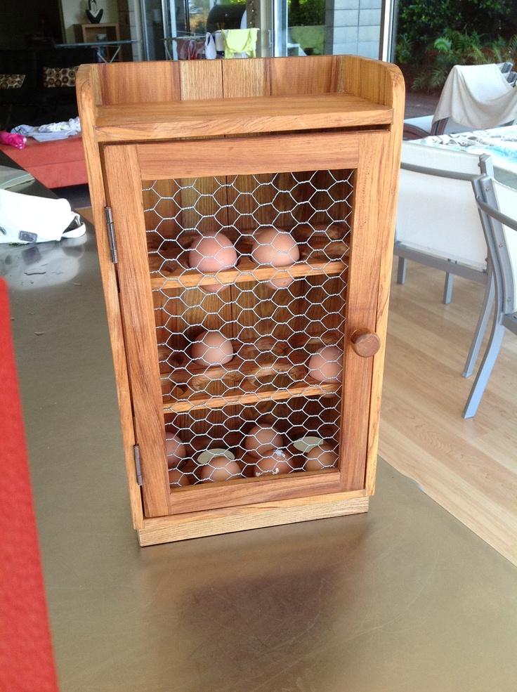 Countertop Egg Holder : Egg storage egg rack Chickens n stuff Pinterest Egg Storage ...