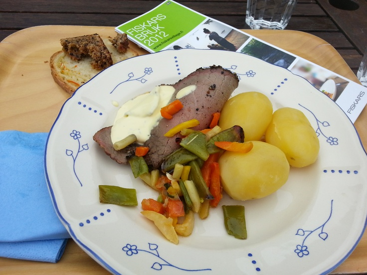 Finnish Cuisine - Billnäs, Finland