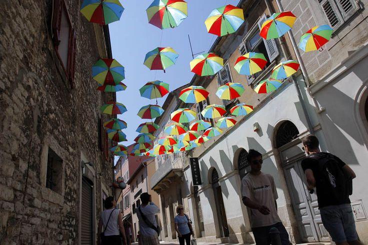 #Croatia #Pula #umbrella