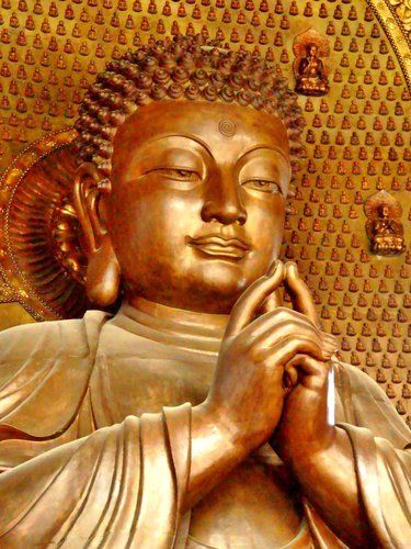 buddha uttarabodhi mudra