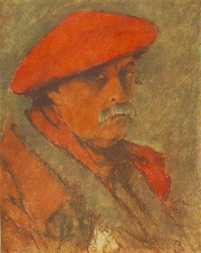Jozsef Rippl-Ronai  ( Kaposvár1861- Kaposvár 1927). 66