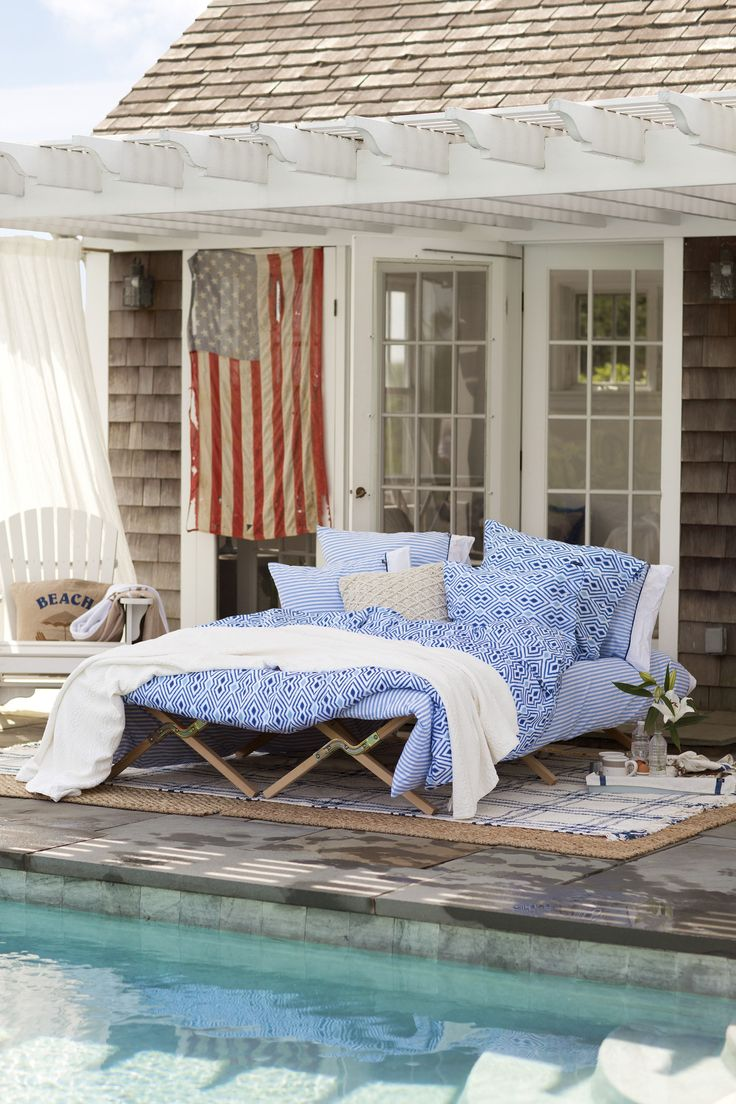 274 best Romantic Outdoor Beds images on