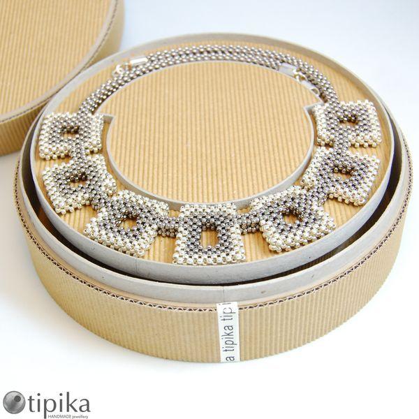 silver..   TiPiKA