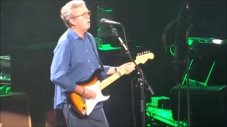 Eric Clapton - I Shot The Sheriff - Royal Albert Hall - London, England-...