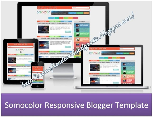 24 best images about blogger template on pinterest free