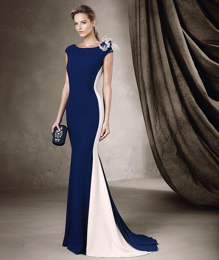 CEREUS - Vestido estilo sereia Pronovias