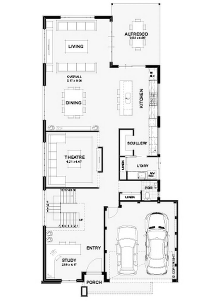 The Hadleigh Display Home by Ben Trager Homes - newhousing.com.au