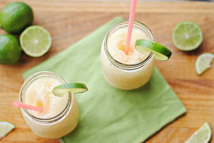 Cocktails without the glycemic overload » Skinny Beer-garitas >> Yummy cocktails with lower carb counts!
