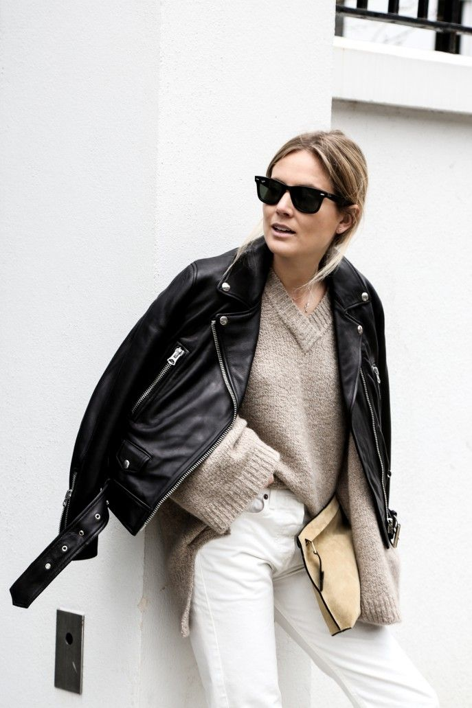 9 Chic Ways To Pull Off White Jeans