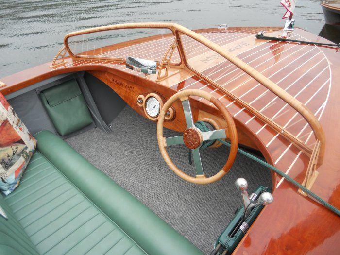 Glen L Zip With Standard Twin Cockpit Arrangement Cherry