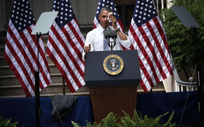 Four key moments of Obama's climate change speech