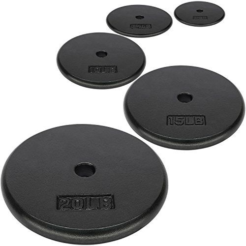 Yes4All Standard 1\u2033 Hole Iron Weight Plates \u2013 Special Promotion \u2013 Barbell Academy  sc 1 st  Pinterest & 12 best Strength Training Weight Plates images on Pinterest | Dinner ...