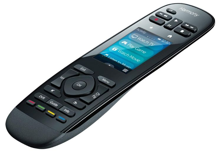 Control Remoto Logitech Harmony Ultimate One Logitech Harmony Ultimate $159.990