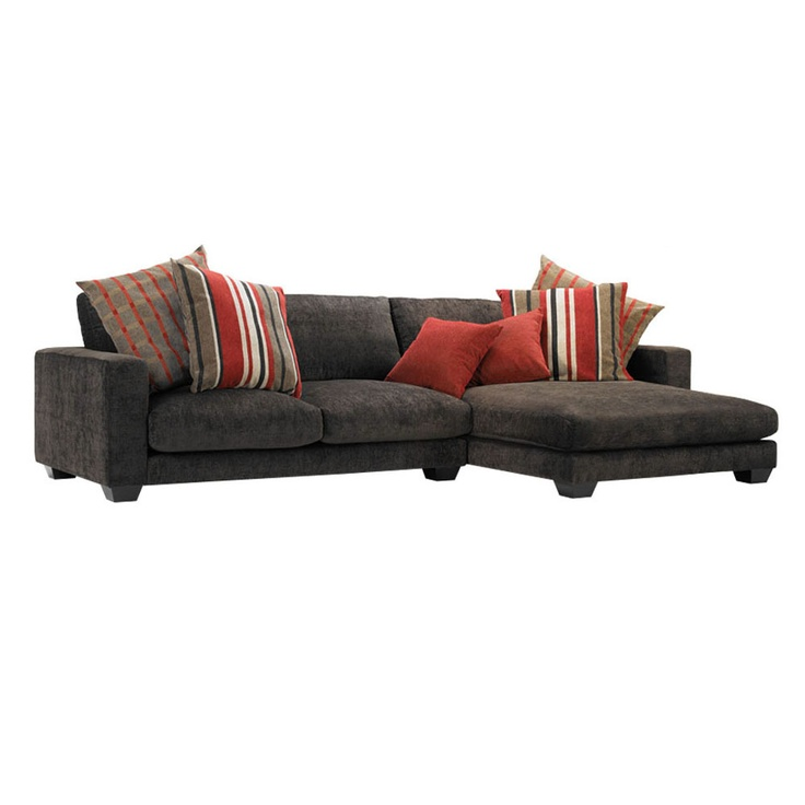 Dare Gallery - Spacey 1000 2 seat sofa with chaise