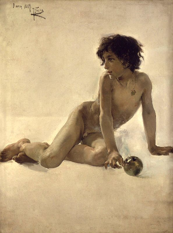 Inspirational Artworks: Sorolla Joaquim