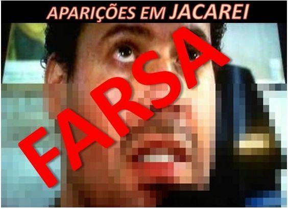 Sinais Milagrosos em Jacareí - Santuário das aparições de jacareí SP - procissao
