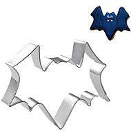 halloween+téma+denevér+alakú+cookie+cutter,+l+7,5+cm+xw+7cm+xh+2,5+cm,+rozsdamentes+acél+–+EUR+€+5.53