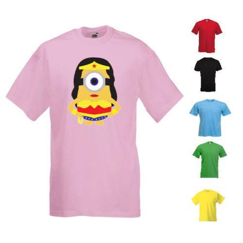 Mens Minion Shirt