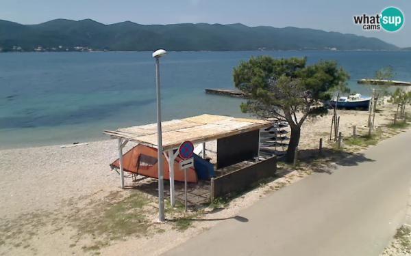 Viganj Windsurf - beach