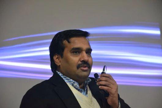 Owner of xgenplus speaking at LMNIT