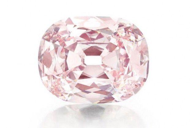 """""""Princie"""" pink diamond"""