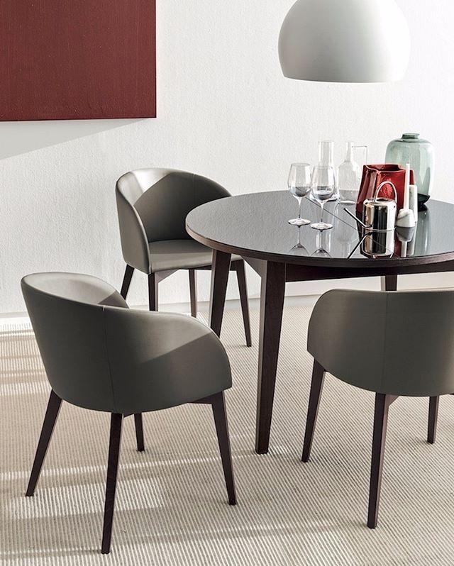 17 migliori idee su sedie per la sala da pranzo su for Calligaris instagram